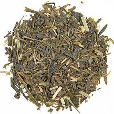 Piparmündi tee sidrunheinaga – purutee Organic Spearmint Lemongrass  40g