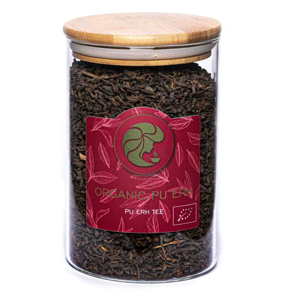 Teepurk Organic Pu Erh