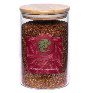 Rooibos caramel teepurk