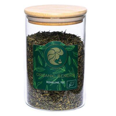 Teepurk Sencha Organic 1000ml