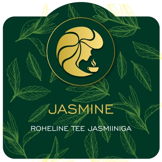 Jasmiini tee - Purutee Jasmine 60g 1