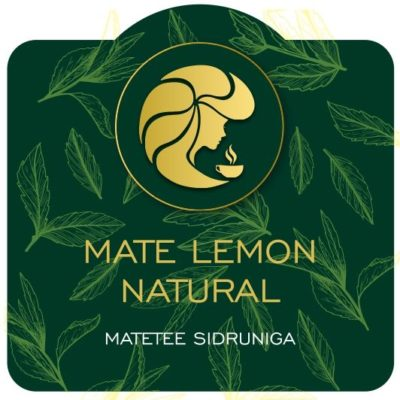 Purutee Mate Lemon Natural  40g