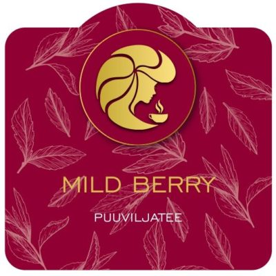 Puuviljatee Mild Berry 70g