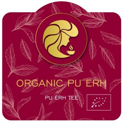Purutee Organic Pu Erh  50g