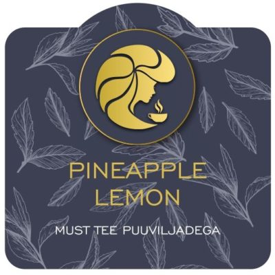 Purutee Pineapple Lemon  60g