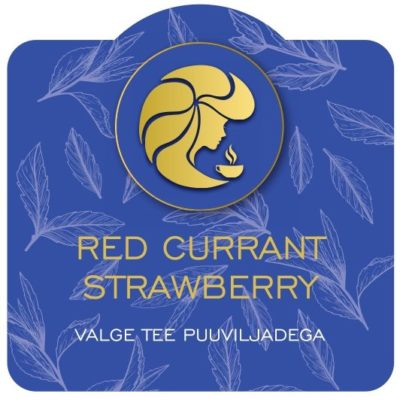 Purutee Red Currant Strawberry  50g
