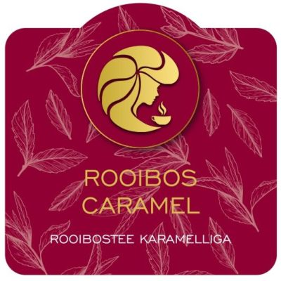 Purutee Rooibos Caramel  50g