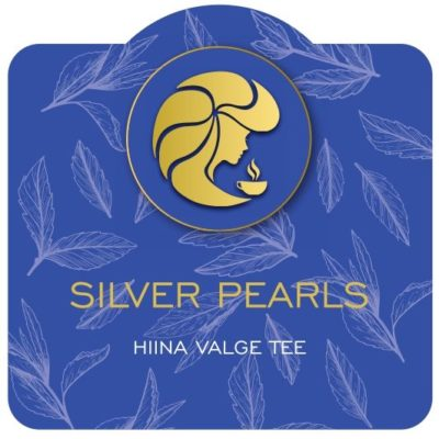 Valge tee – purutee Silver Pearls 50g