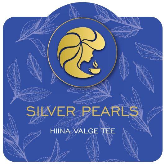 Valge tee - purutee Silver Pearls 50g 1