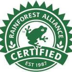 Rainforest Alliance - Vihmametsade liidu sertifikaat
