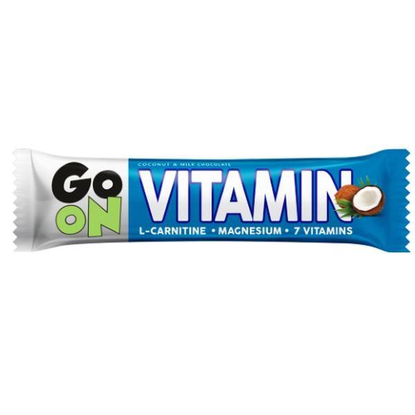 Vitamiini batoon kookosega 50g 1