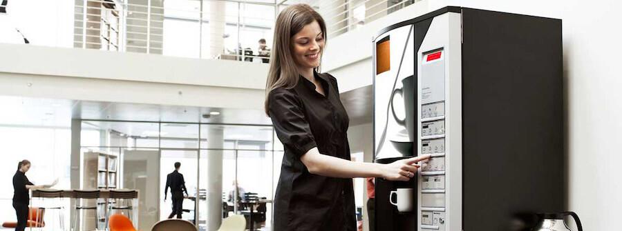 Miks valida vending automaat (kuumajoogi automaat)?