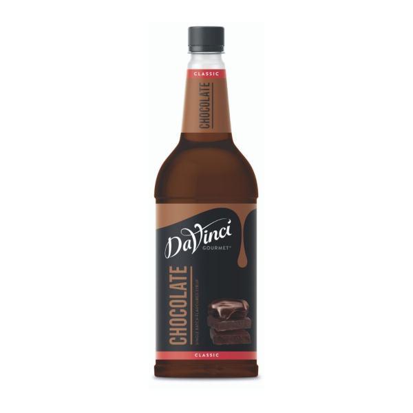 Šokolaadi siirup_Chocolate_DaVinci_1L_600x600