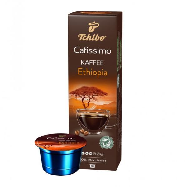 Kohvikapsel Cafissimo Ethiopia filtrikohv