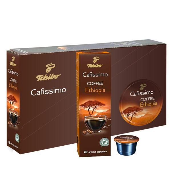 Cafissimo Ethiopia kohvikapslid 8x10tk