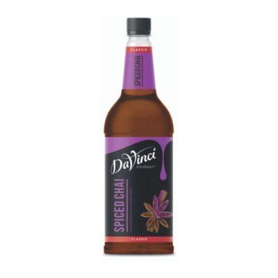 DaVinci Gourmet vürtsidega siirup Spiced Chai  1L