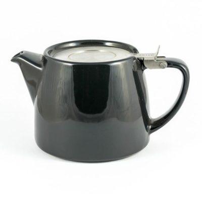 Teekann sõelaga (must)  530ml