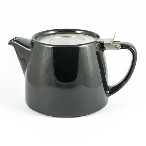 Keraamiline teekann sõelaga (must) 530ml_600x600