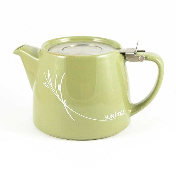 Teekann sõelaga (roheline) 530ml_600x600