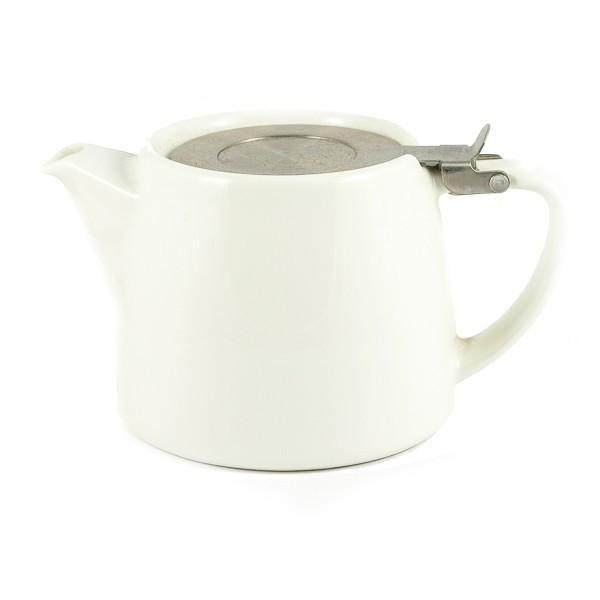Keraamiline teekann sõelaga (valge) 530ml_600x600