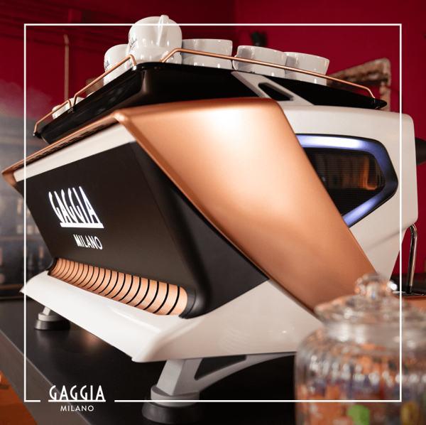 Espressomasin Gaggia LaReale - Kohvimaisnad.ee
