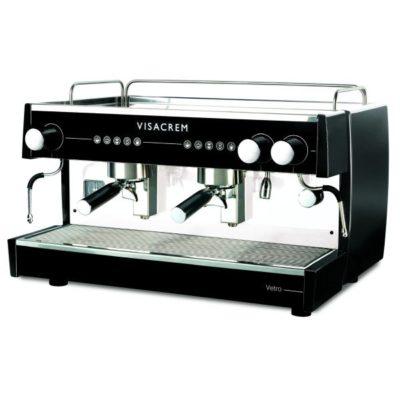 Espressomasin VISACREM Vetro 2gr / kõrge tassialus