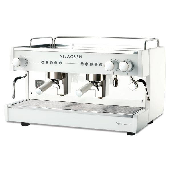 Espressomasin Visacrem 2gr valge