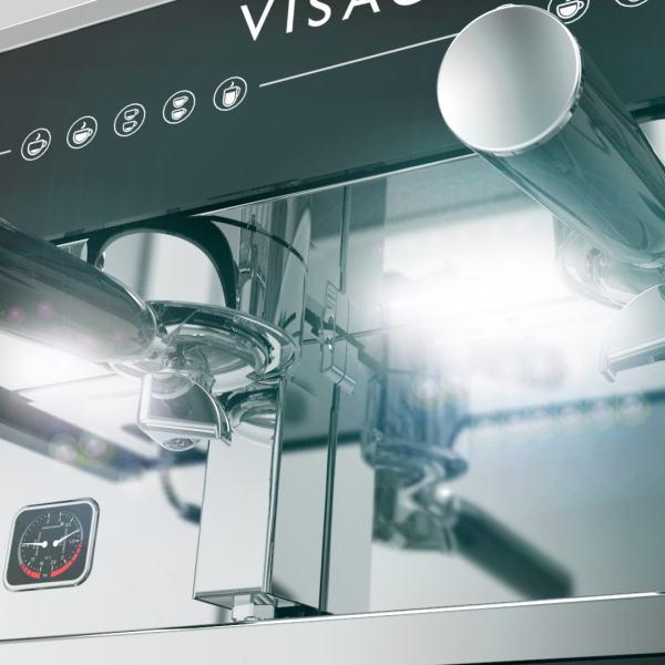Espressomasin VISACREM Vetro 2gr 2