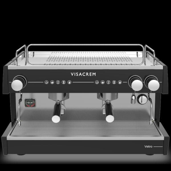 Espressomasin VISACREM Vetro 2gr / kõrge tassialus 2