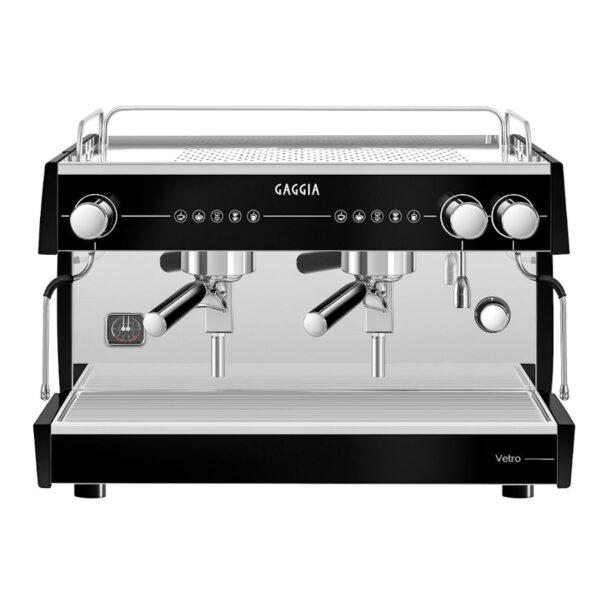 Espressomasin Visagrem Vetro Tall Black - Kohvimasinad.ee