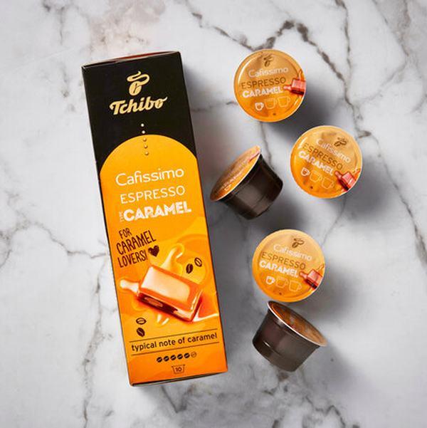 Kohvikapslid Cafissimo Espresso Caramel 2021 - Kohvimasinad.ee