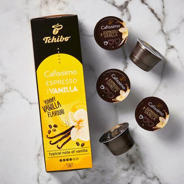 Kohvikapslid Cafissimo Espresso Vanilla 2021 - Kohvimasinad.ee