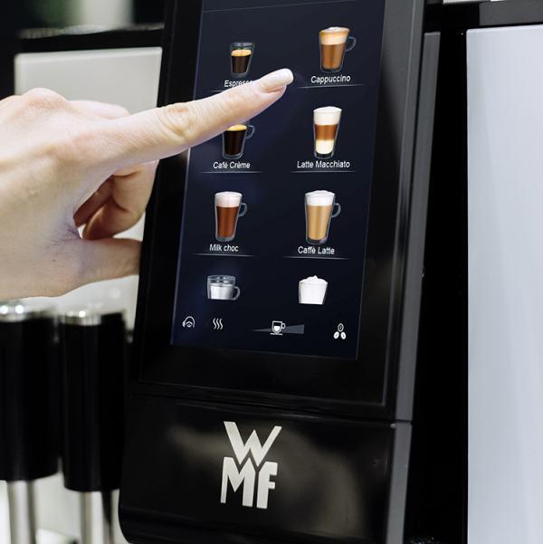 WMF 1100S Basic3 / 2 kohviveskit 1