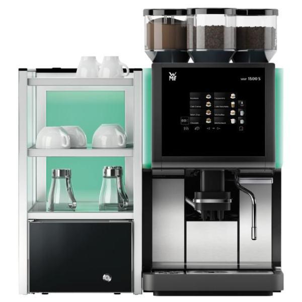 WMF1500S+ kohvitassi riiulig