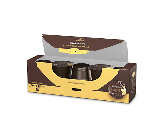 Kohvikapslid Espresso Vanilla 1