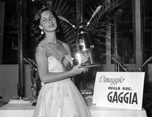 Automaatne espressomasin Gaggia ajalugu