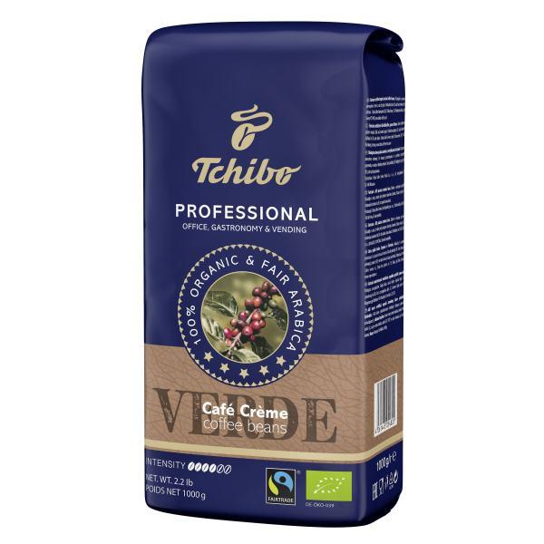 KohvioadTchibo Verde Cafe Creme