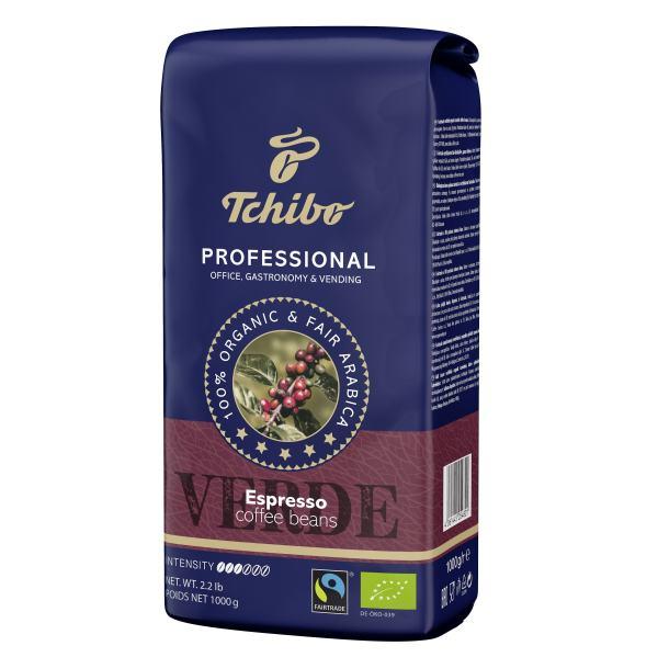 Kohvioad Tchibo Verde Espresso