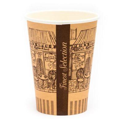 Kohvitops papist 250ml 50tk