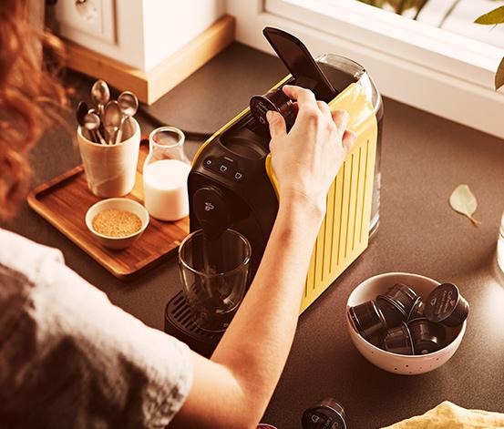 Kapselkohvimasin TCHIBO Cafissimo Easy Vanilla 2