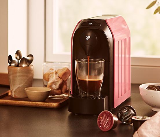 Kapselkohvimasin CAFISSIMO Easy ROSE 3
