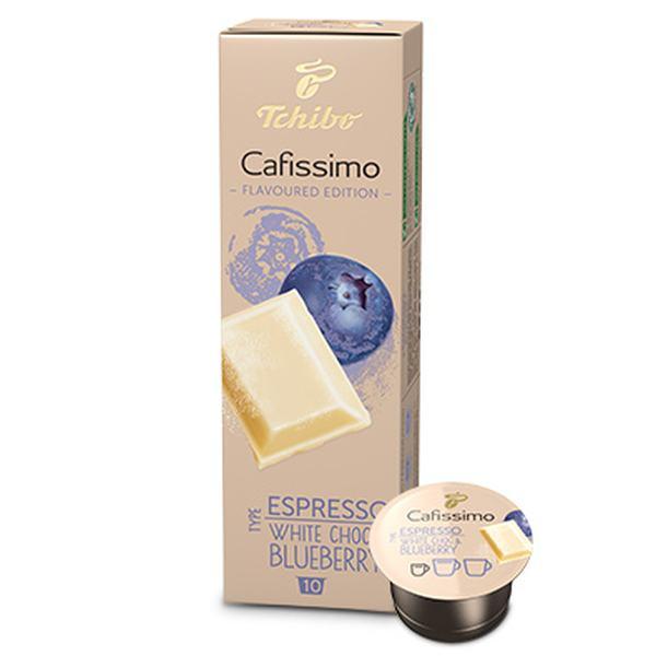 Kohvikapslid Tchibo Espresso White Choc&Blueberry 1
