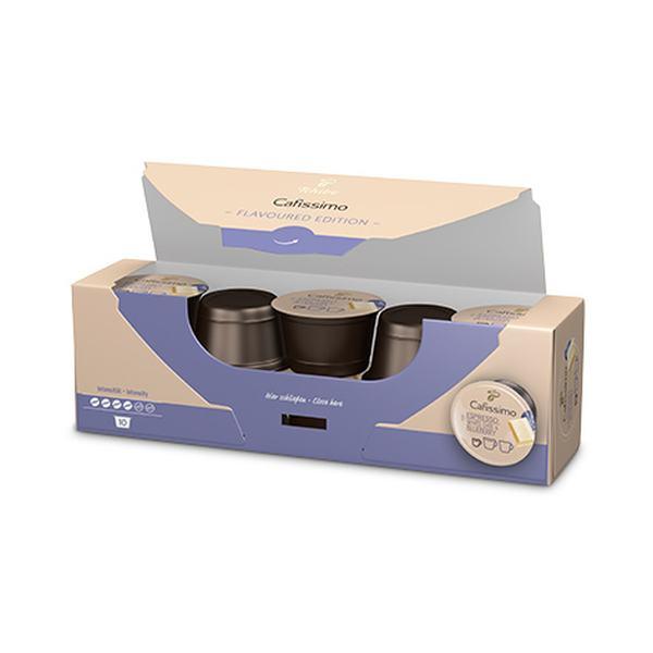 Kohvikapslid Tchibo Espresso White Choc&Blueberry 4