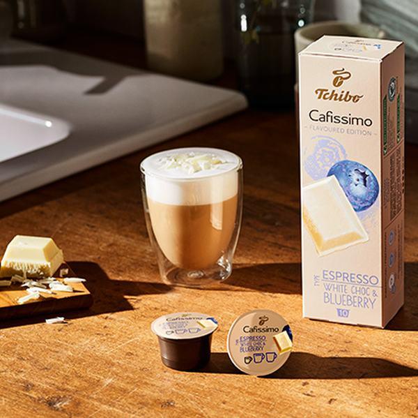 Kohvikapslid Cafissimo Espresso White Choc&Blueberry 2