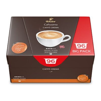Kohvikapslid Cafissimo Caffe Crema RICH AROMA 96tk