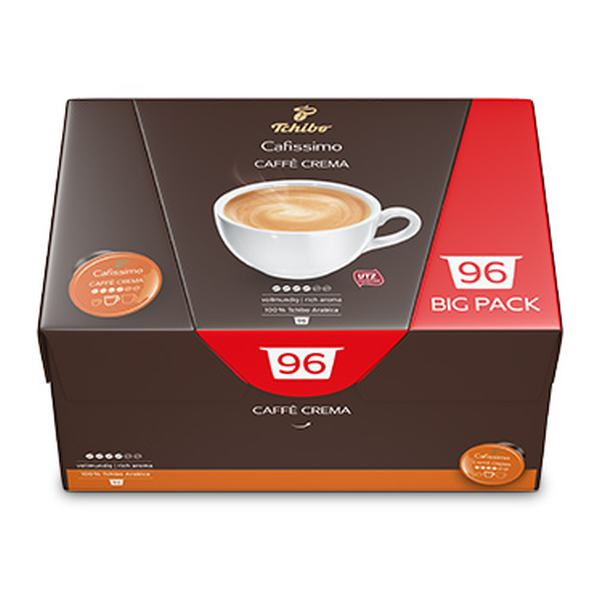 Kohvikapslid Cafissimo Rich Aroma 96tk