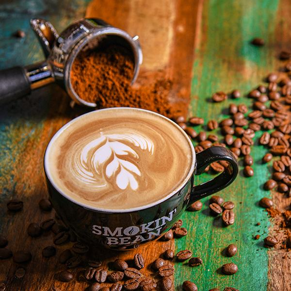 Kohvioad Smokin Bean 3