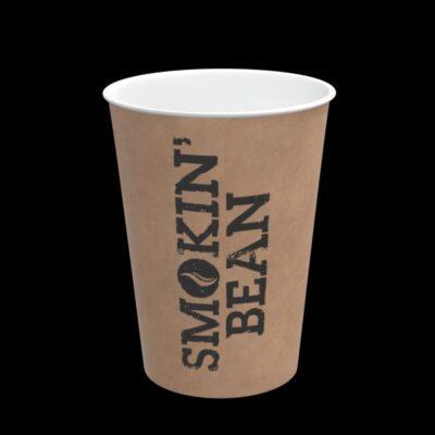 """Kohvitops """"Smokin Bean"""" 100% biolagunev 350ml 50tk"""