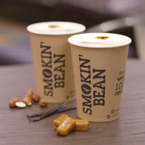 Kohvitopsid Smokin Bean