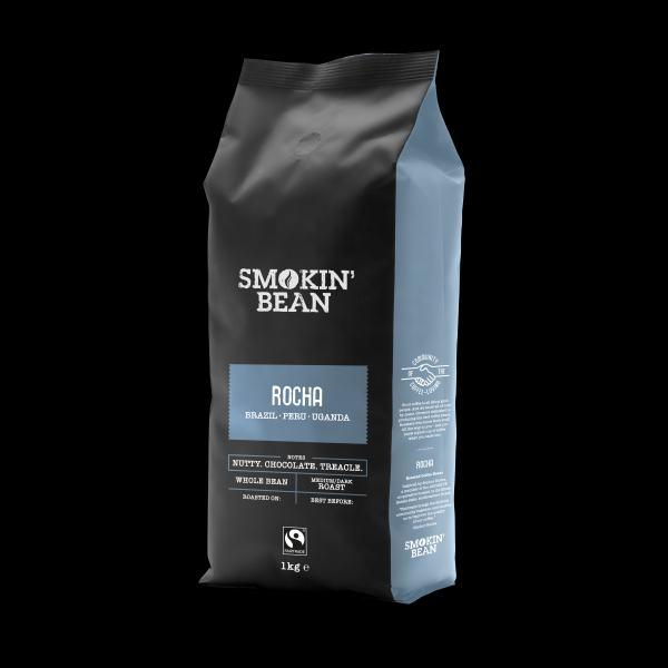 Kohvioad Smokin Bean Rocha